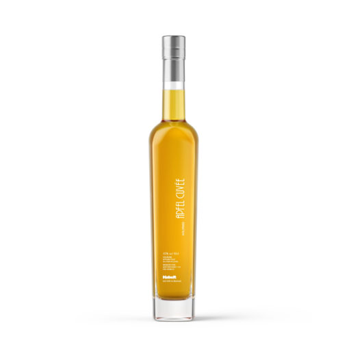 Edelbrand | Apfel Cuvée Holzfass | Mosterei Kobelt AG |Marbach