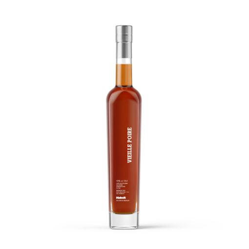Vieille Poire - Edelbrände - Schnaps - Mosterei und Brennerei Kobelt + Co. Marbach
