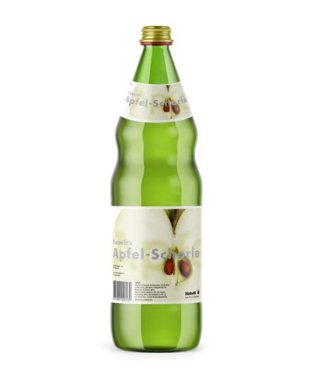 Schweizer Apfel-Schorle, Schorle