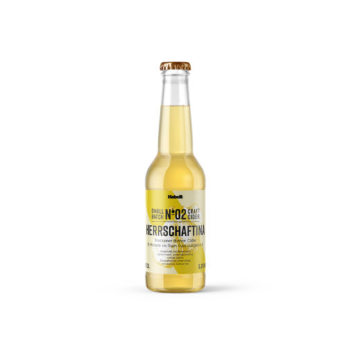 Herrschaftina - Small Batch Craft Cider - Mosterei Kobelt