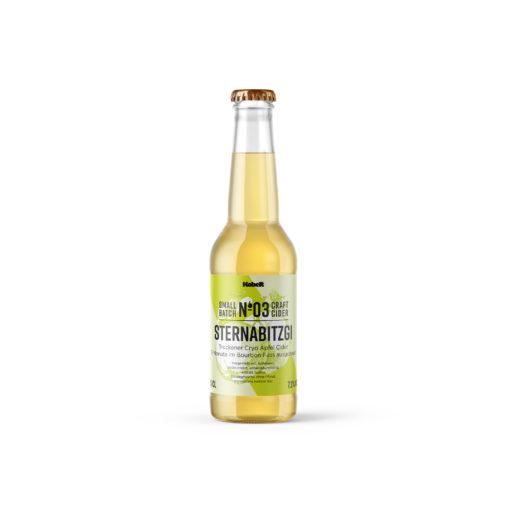 Sternabitzgi - Small Batch Craft Cider - Mosterei Kobelt