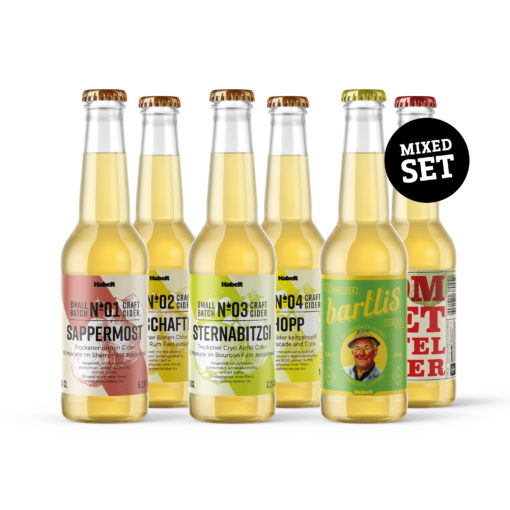 Mosterei Kobelt - Mixed Set Cider Box