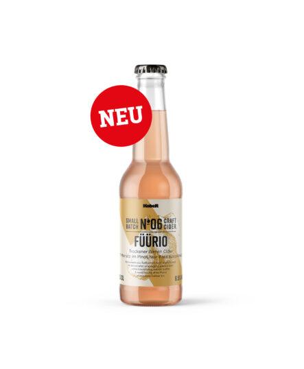 Füürio Craft Cider - Mosterei Kobelt - Marbach