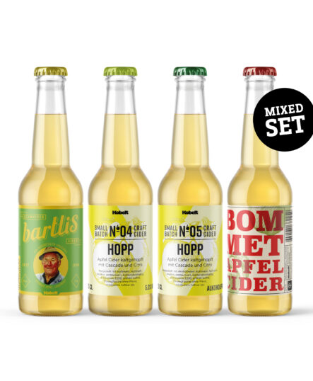 Mixed Cider Box Mosterei Kobelt