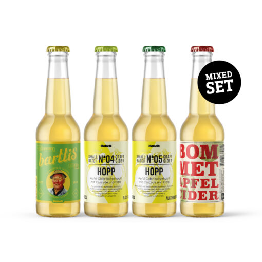 Mixed Cider Box Mosterei Kobelt